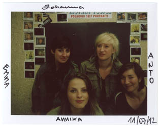 Project by franticham s polaroid madness ireland