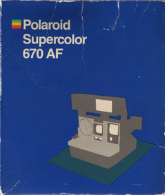 original polaroid packaging polaroid madness ireland. Black Bedroom Furniture Sets. Home Design Ideas