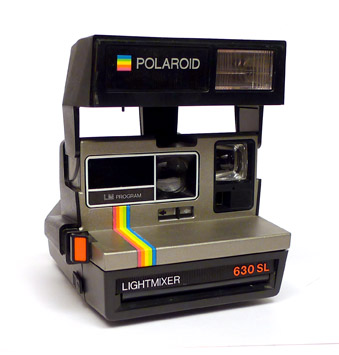 vintage 600 type polaroid cameras for sale polaroid madness ireland. Black Bedroom Furniture Sets. Home Design Ideas