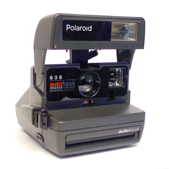 vintage 600 636 box type polaroid cameras for sale polaroid madness ireland. Black Bedroom Furniture Sets. Home Design Ideas