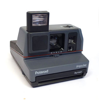 Polaroid 600 Camera Film Camera Wedding Gift Polaroid Impulse CL Polaroid Impulse Vintage Camera Retro Photography Stranger Things