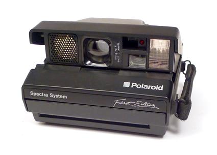 vintage spectra image type polaroid cameras for sale polaroid rh polamad com Polaroid Spectra System Battery Polaroid Spectra 2 Film