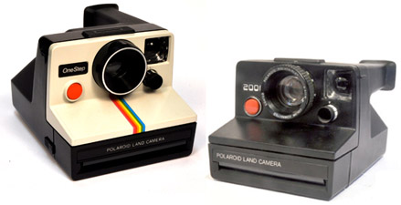VINTAGE POLAROID CAMERAS FOR SALE .. Polaroid Madness, Ireland