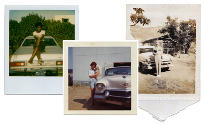Polaroid Cameras Vintage Photographs Galleries Manuals